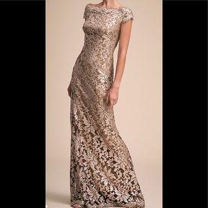 Anthropologie/BHLDN Tadashi Shoji sz4 Odette dress